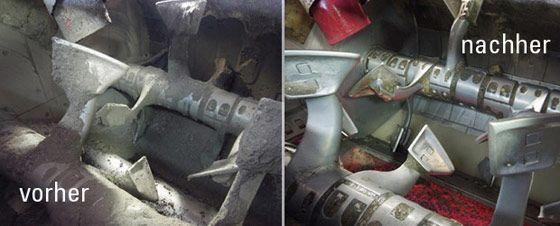 Teile-& Maschinenreinigung Nachher