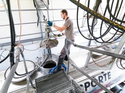 Tank-, Silo- und Containerreinigung Nachher